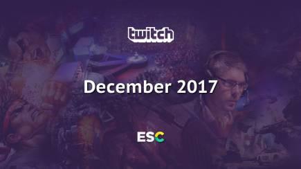 December Twitch analysis