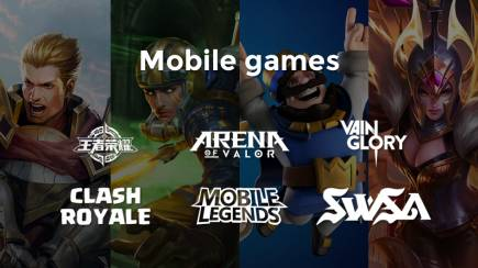 Mobile esports is a new trend of 2018