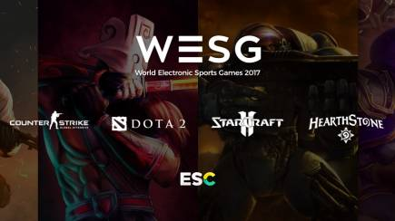 Results of WESG 2017