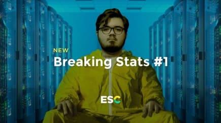 Breaking Stats #1 — esports video digest