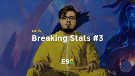 Breaking Stats #3