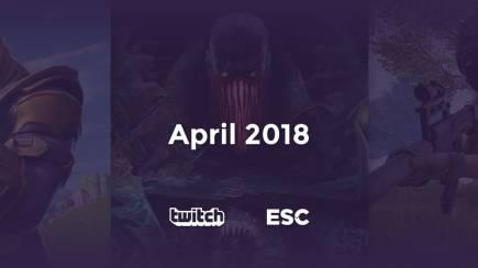 April Twitch analysis
