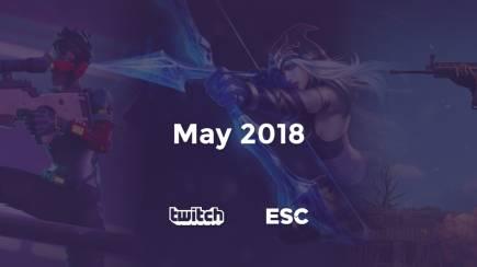 May Twitch analysis