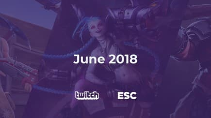 June Twitch analysis