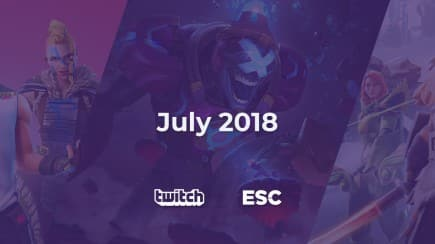 July Twitch analysis