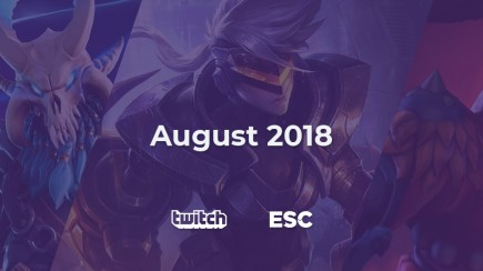 August Twitch analysis