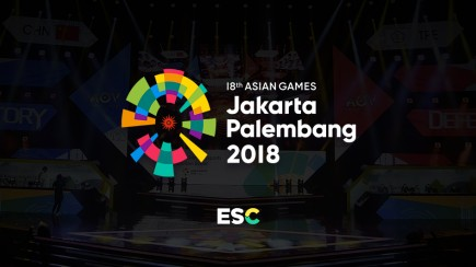 Asian Games 2018 esports competitions