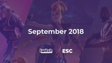 September Twitch analysis