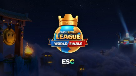The analysis of the first Clash Royale esports season