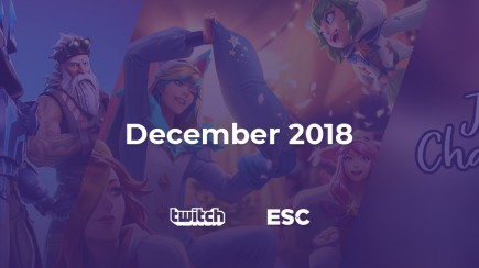 December Twitch analysis