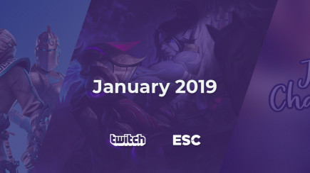 January Twitch analysis