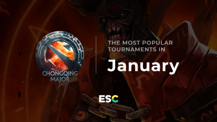 The most popular tournaments of January