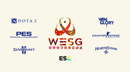 The results of WESG 2018