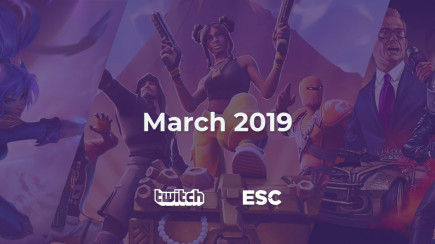 Twitch Analysis for March 2019