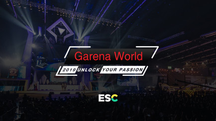 The results of Garena World 2019