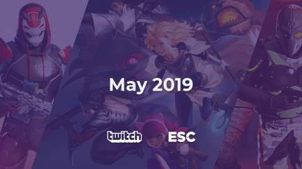 Twitch Analysis for May 2019