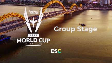 AWC 2019: Group stage results