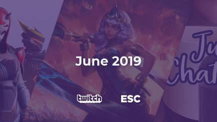 Twitch Analysis for June 2019