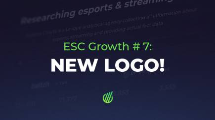 ESC Growth # 7: The new logo
