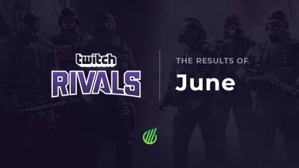 Twitch Rivals: The results of June