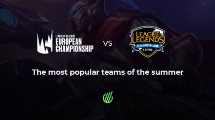 LEC vs LCS: Summer's popular teams