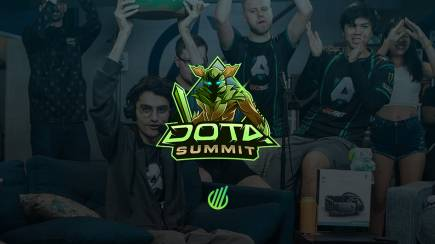 Dota Summit 10: The worst of 'em all