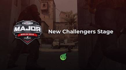 Berlin Major: New Challengers Stage