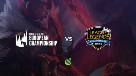 LEC vs LCS: The main battle of summer split
