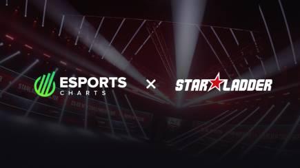 Esports Charts x StarLadder