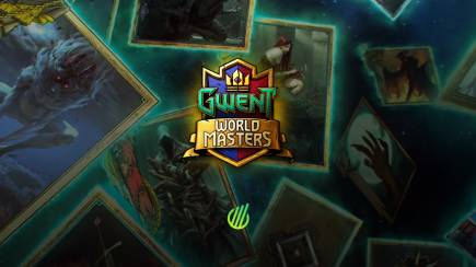 Waiting for the Gwent World Masters