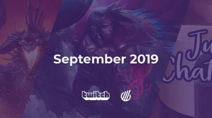 Twitch Analysis for September