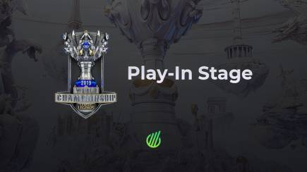 Worlds 2019: The results of Play-In