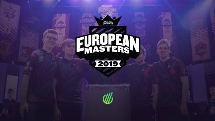 The results of European Masters