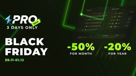 Black Friday at Esports Charts