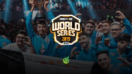 A new victory for mobile esports at Free Fire World Series 2019 Rio
