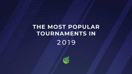 The most popular esports tournaments of 2019