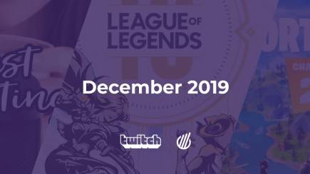 Twitch Analysis for December