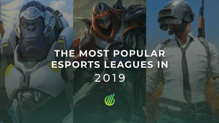 The most popular leagues of the year