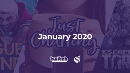 Twitch Analysis for January