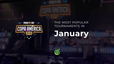 The most popular tournaments in January