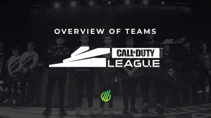 Call of Duty League: Overview of teams