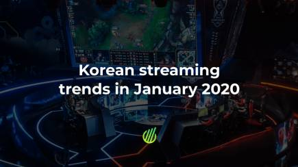 Korean streaming trends