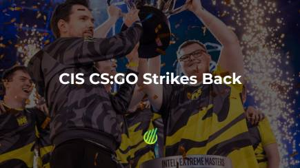 CIS CS:GO strikes back