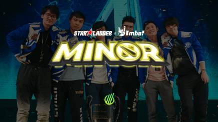 The viewership results of StarLadder ImbaTV Dota 2 Minor Season 3