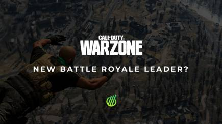Launch esports results of Call of Duty: Warzone