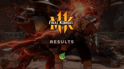 Results of Final Kombat 2020