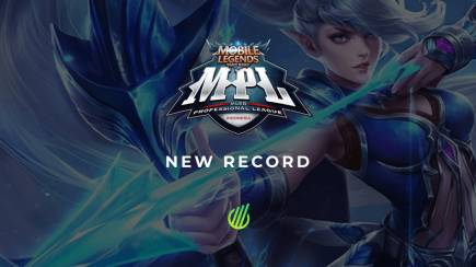 MPL ID Season 5: New Indonesian record