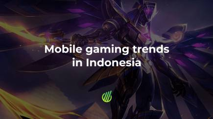 Mobile gaming trends in Indonesia