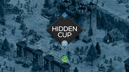 Hidden Cup: The huge leap