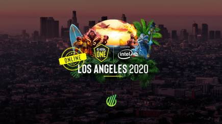 The results of ESL One Los Angeles 2020